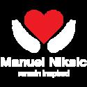 Manuel Niksic LOGO weiß 125 x 125