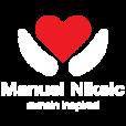 Manuel Niksic Logo weiß