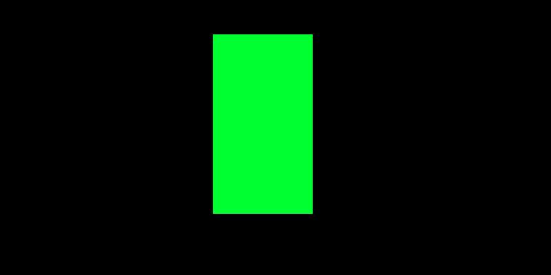 Pfeil grün